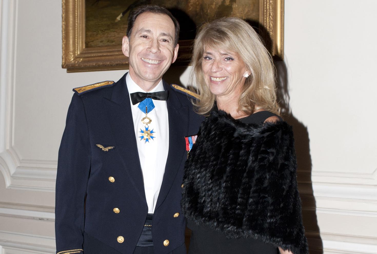 Général Philippe STEININGER - Isabelle RAFAUT