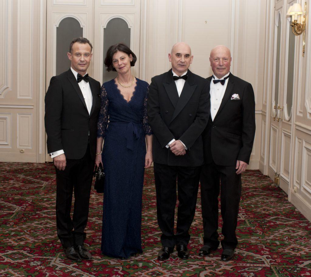 Francis BAILLET - Isabelle ALLOIN - Luc ALLOIN - Baron François-Xavier de SAMBUCY de SORGUE
