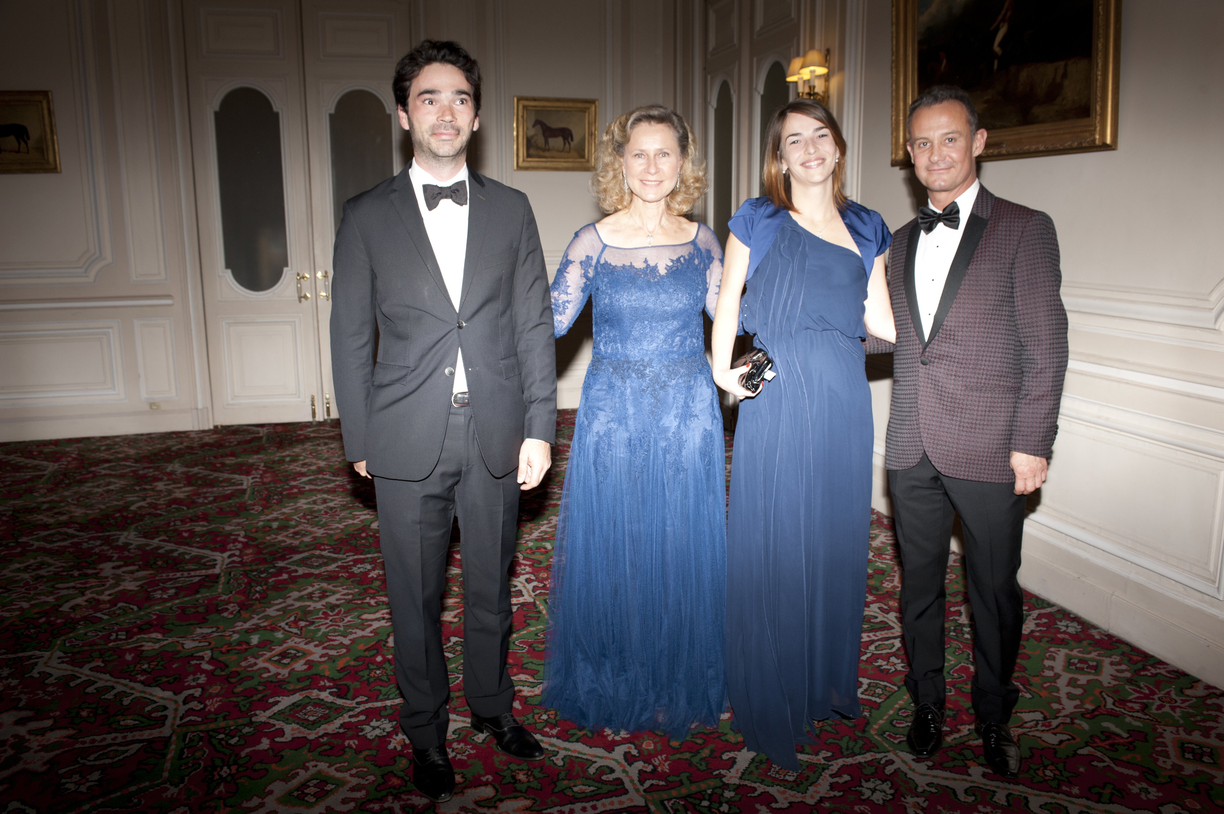 Yves MORANT – Armelle CEGLEC– Francis BAILLET – Gabrielle GURDZIEL