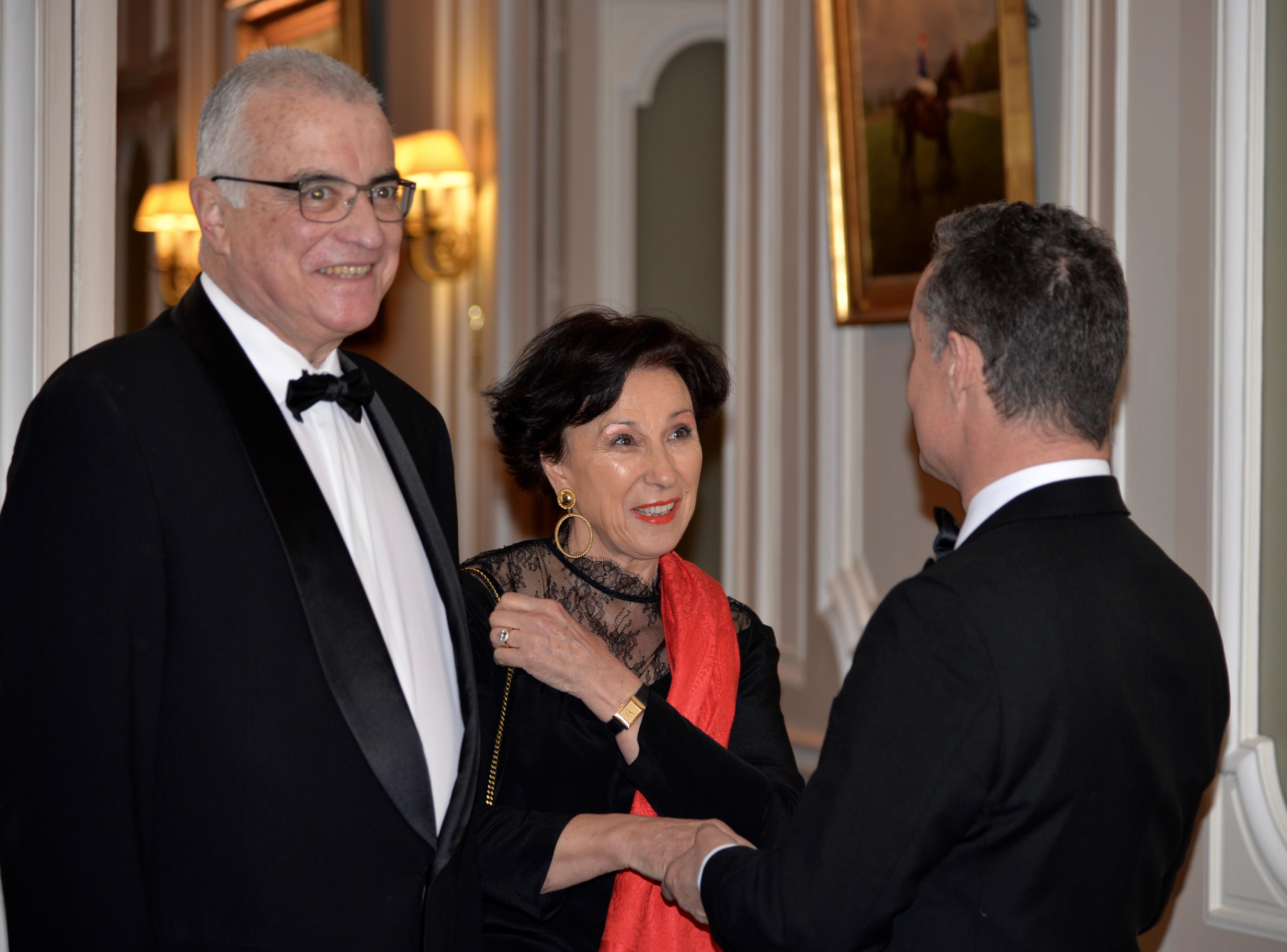 Général Bernard THORETTE et son épouse