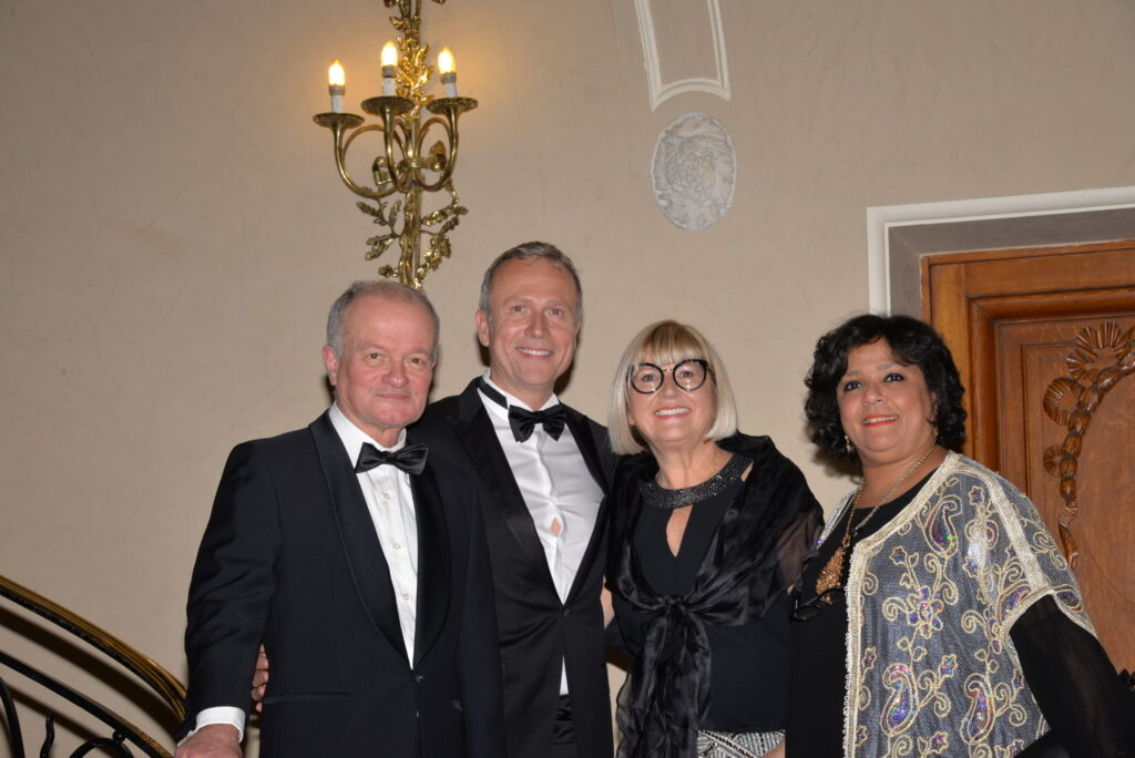 Hervé BOCHET - Jean Gilles QUENTRIC - Marie-pierre DILASSER - Karima LEMRABET BOCHET