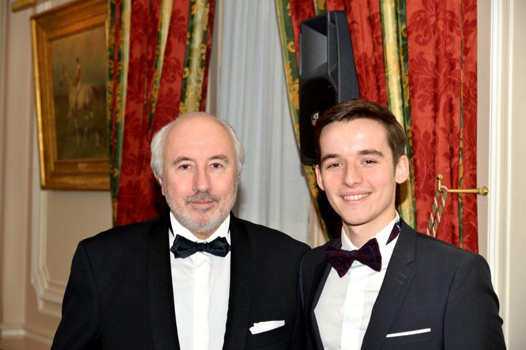 Philippe GEOFFROY, Thibault GEOFFROY