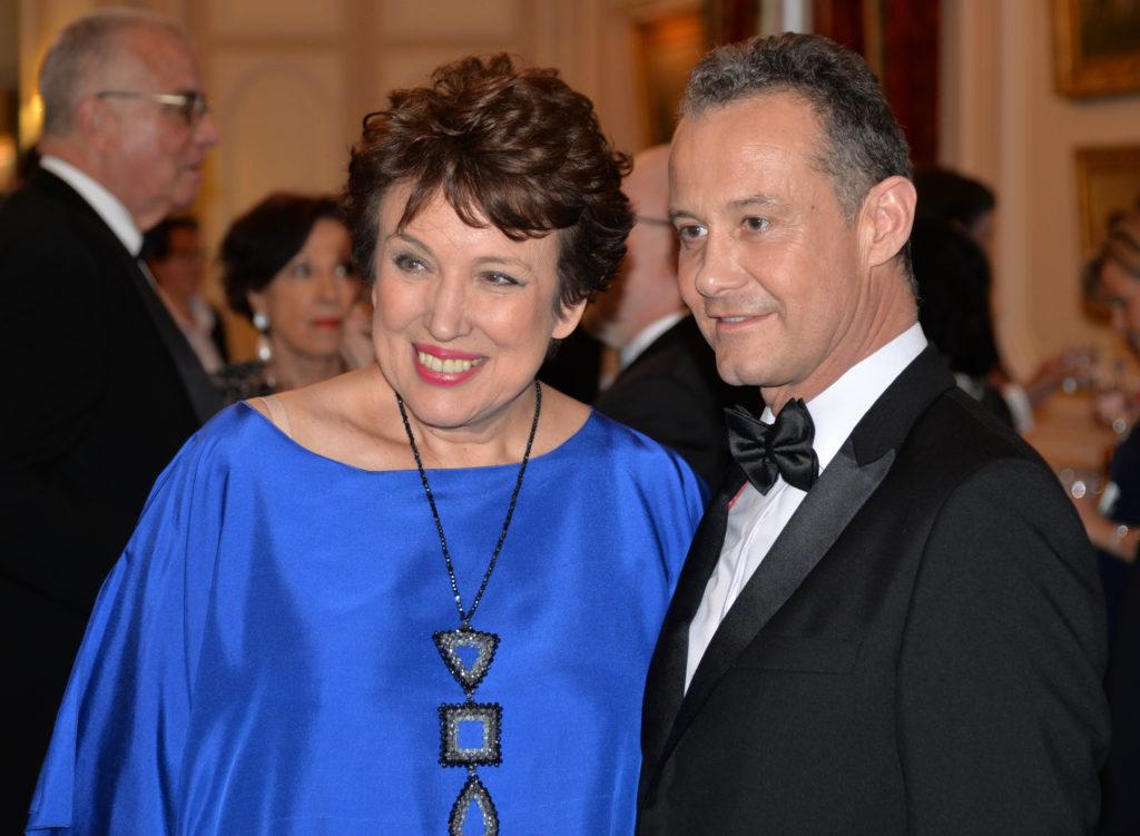 Roselyne BACHELOT, ancien ministre - Francis BAILLET