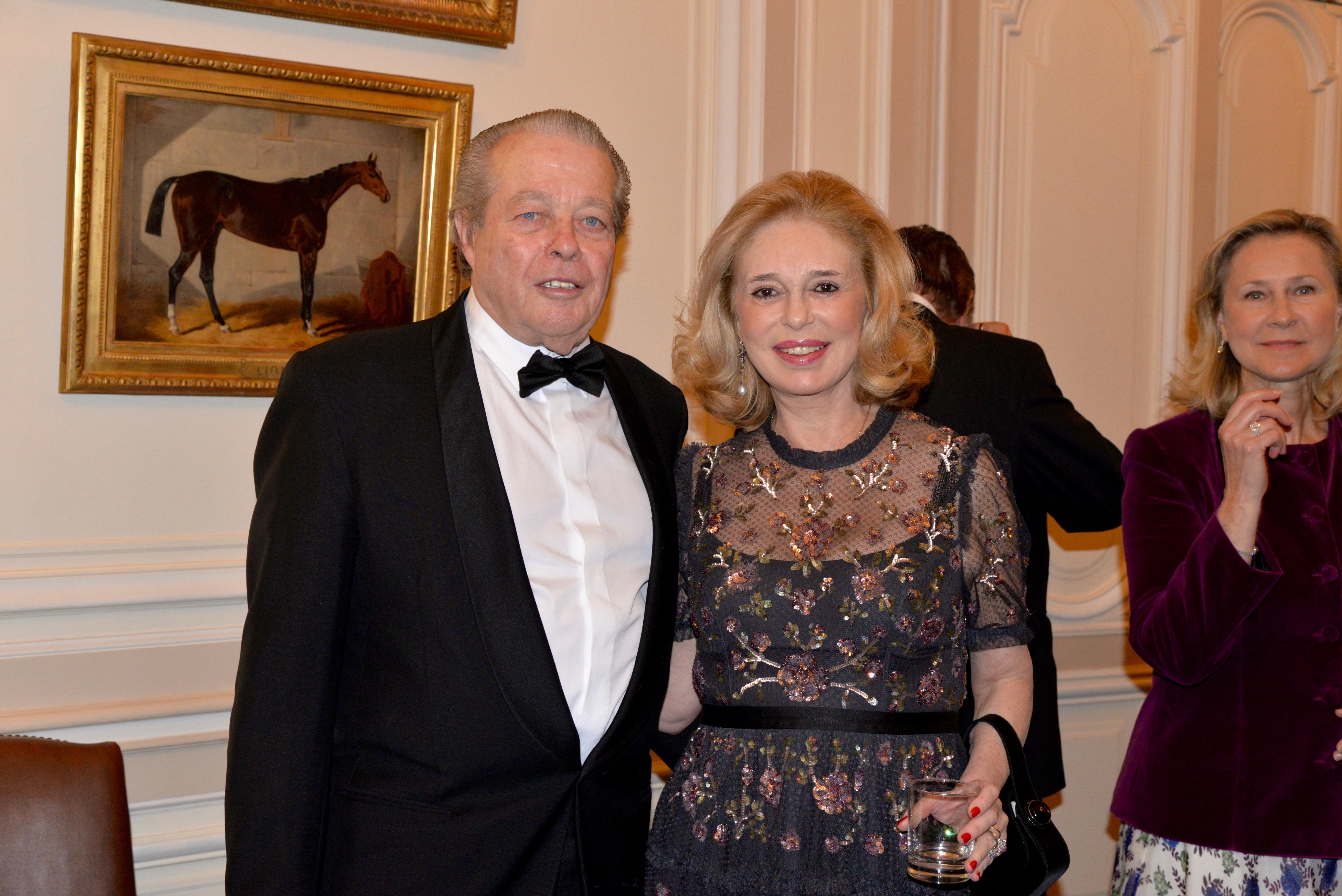 L.L.A.A.R.R le Prince et la Princesse Michel de France