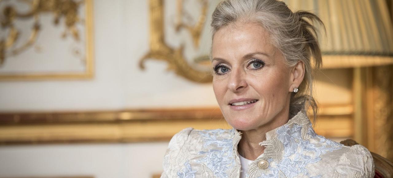 Isabelle Hudson, ambassadrice du Canada en France