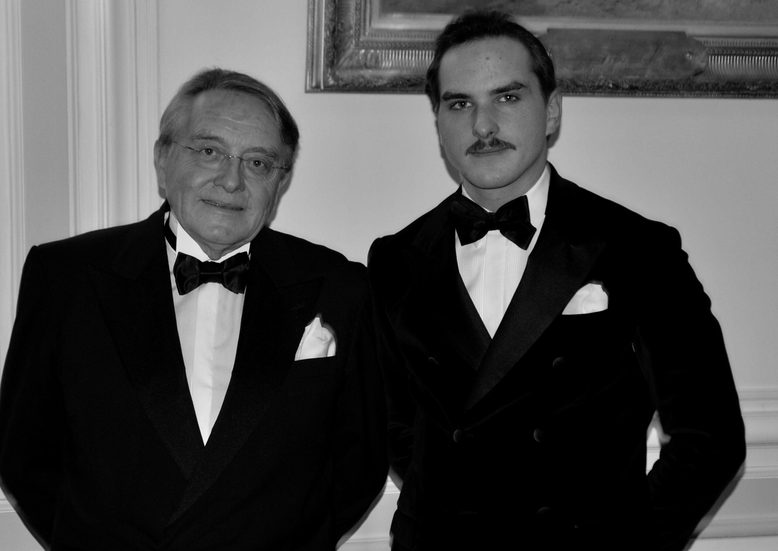 Jean et Alexandre Martin du DAFFOY