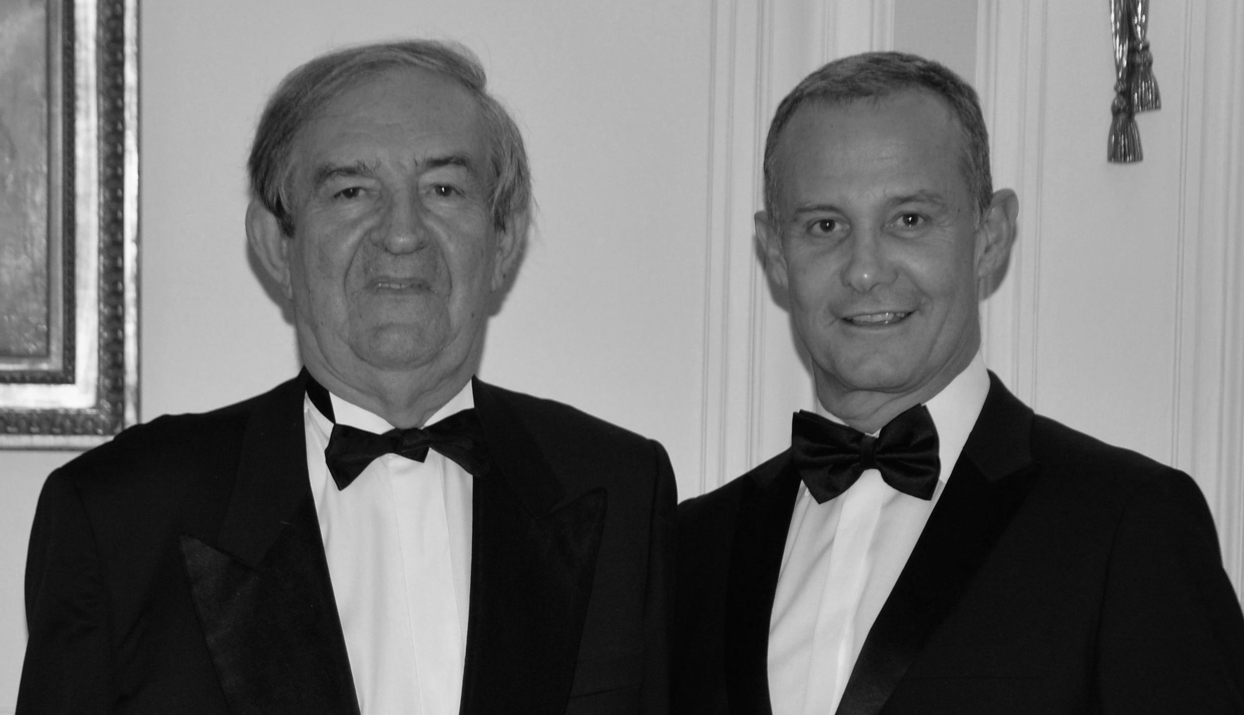 Le juge anti-terroriste Jean-Louis BRUGUIÈRE - L'avocat Francis BAILLET